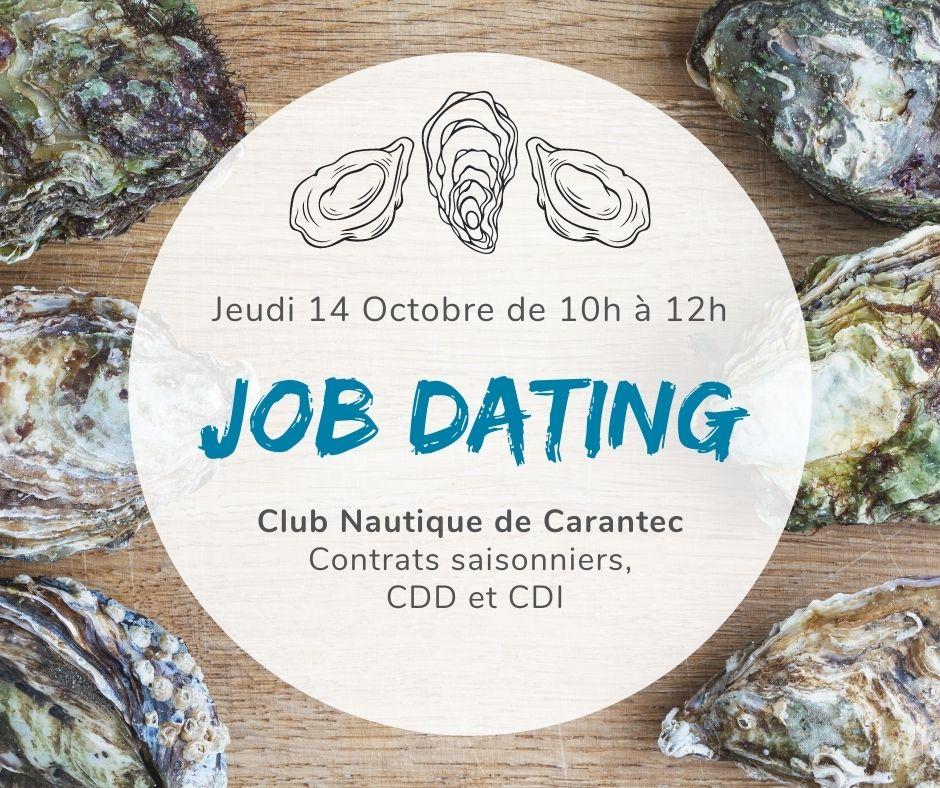job dating - carantec